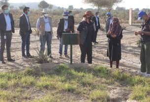 Bio-Saline Agriculture in Thar should benefit local communities – FAO - Photo Thar Foundation - Sindh Courier