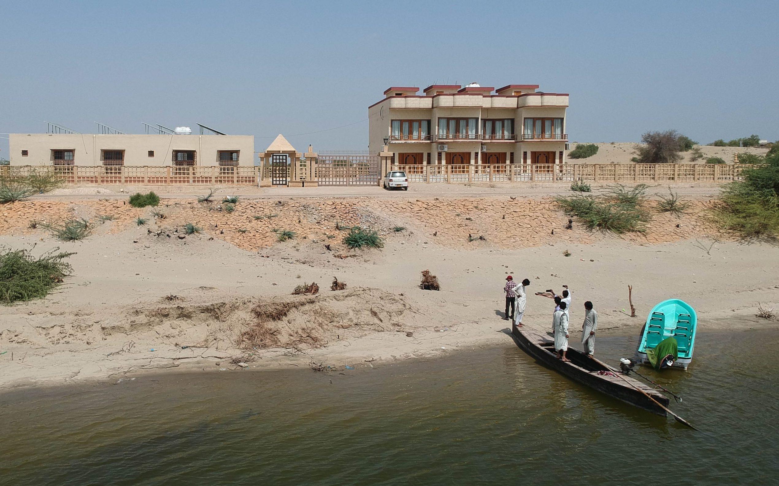 Chotiari Dam – A Neglected Tourist Resort of Sindh-4