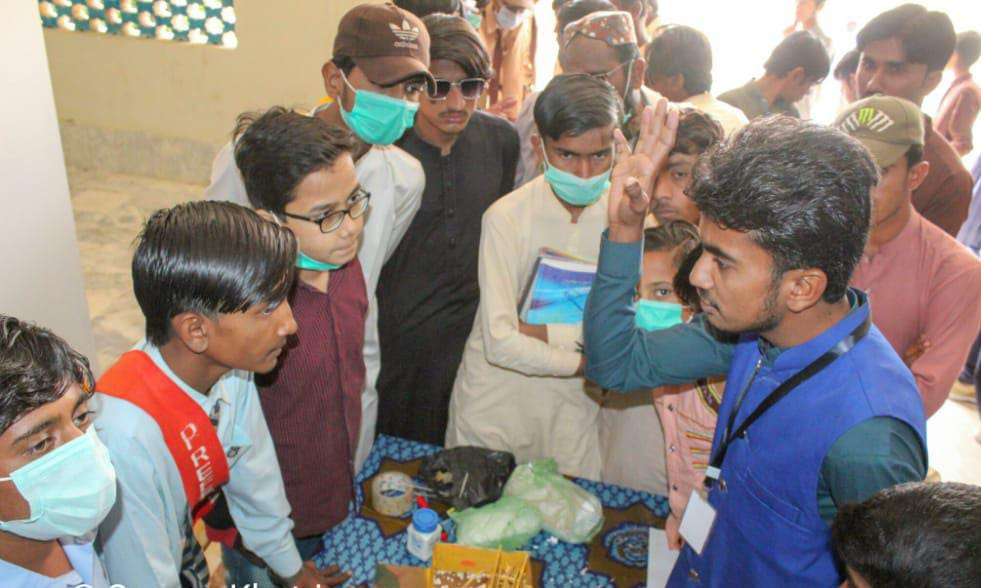 IJT organizes one-day Students' Expo in Mithi- Sindh Courier-3