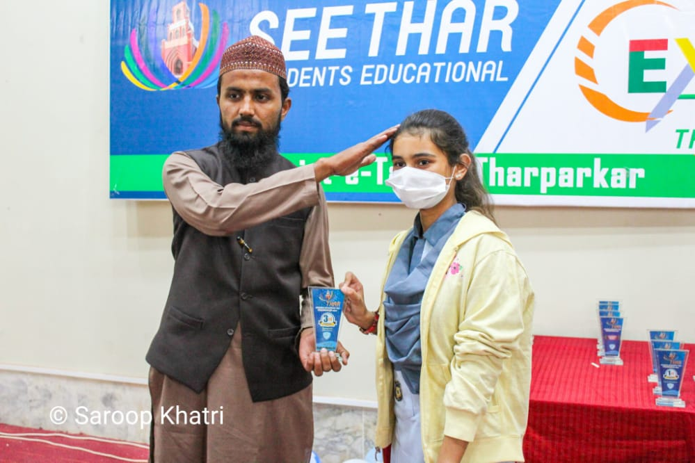 IJT organizes one-day Students' Expo in Mithi- Sindh Courier-4