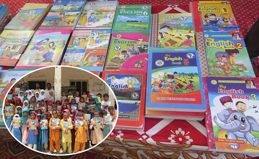 Sindh govt.'s free textbooks found in private schools