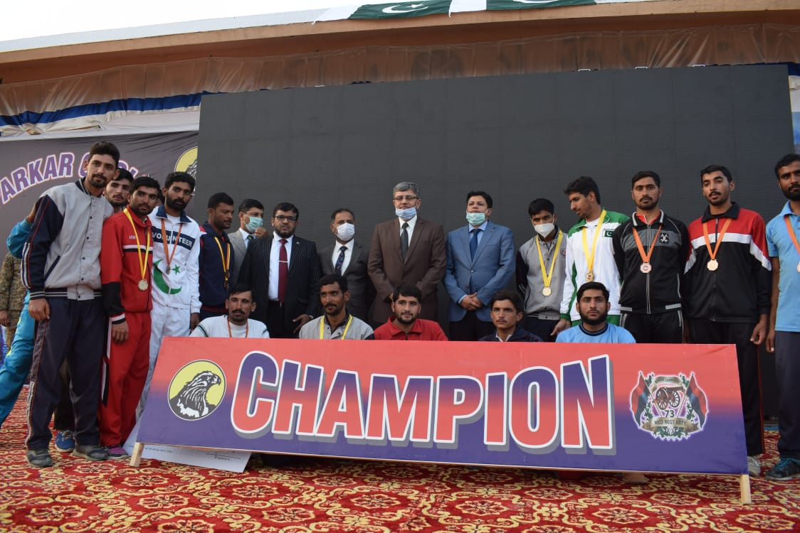 Tharparkar Cycle Race Organized in Mithi - Sindh Courier-3