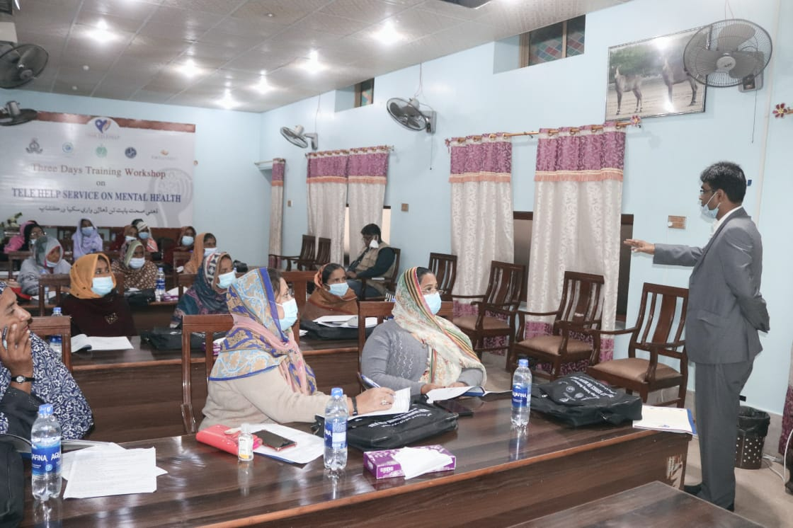 Tharparkar takes lead in launching Mental Health Services - Sindh Courier-2