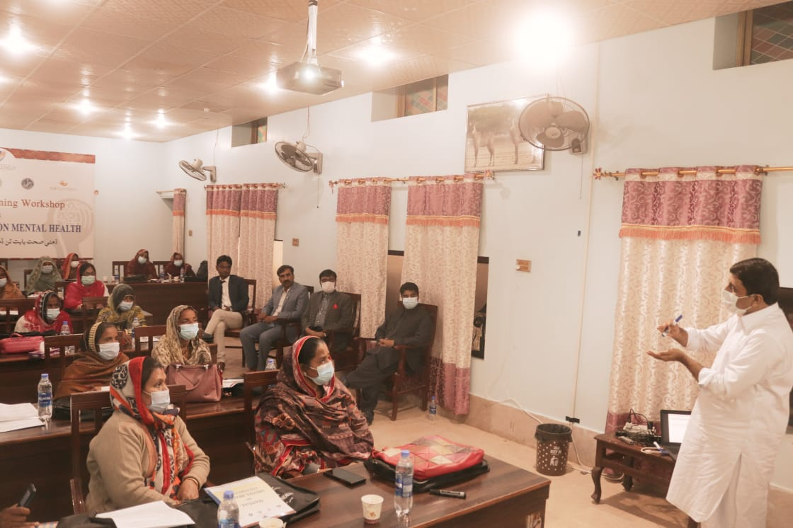 Tharparkar takes lead in launching Mental Health Services - Sindh Courier-3