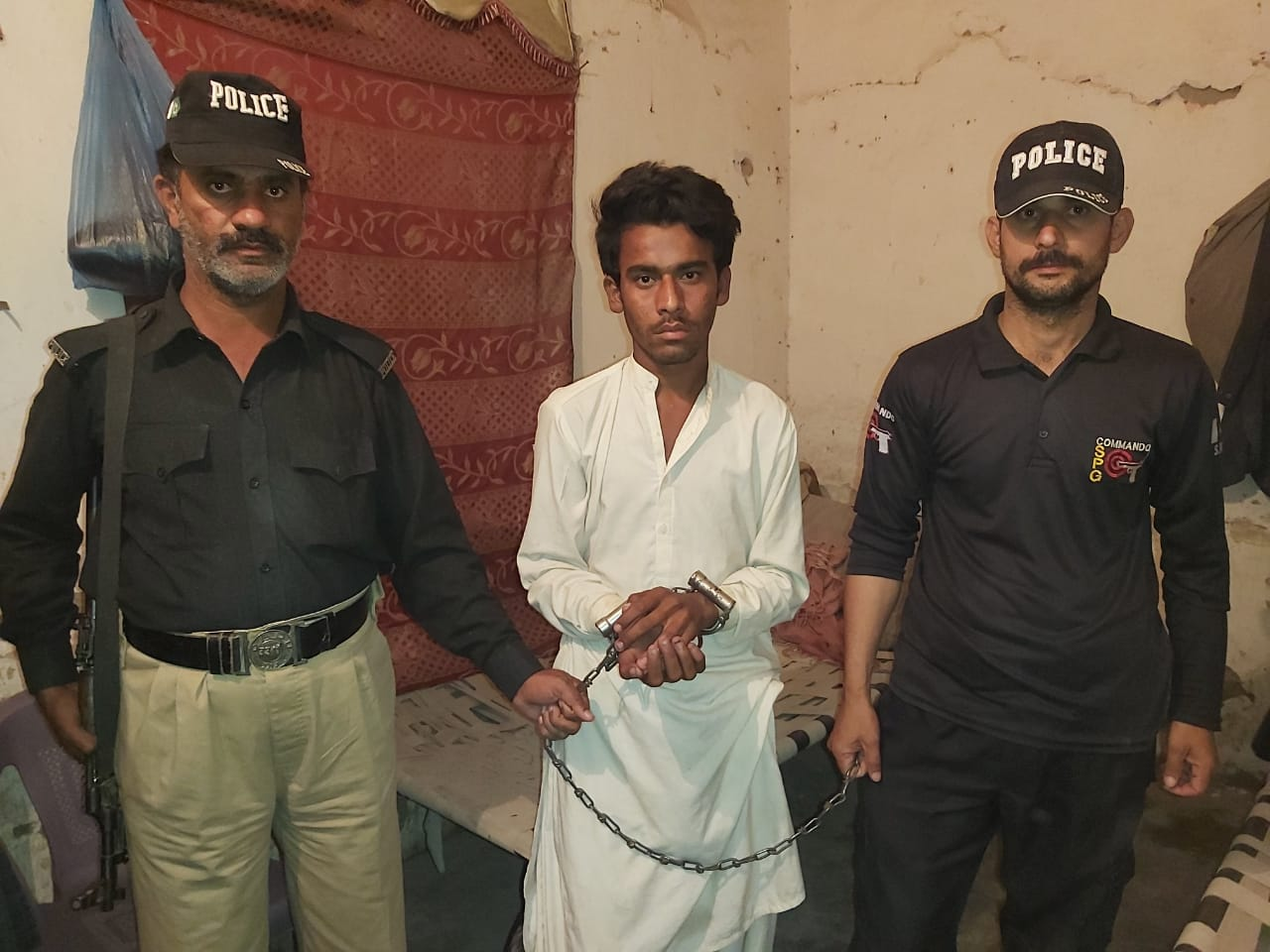 4-year baby's rape case SHC summons DC SSP Dadu - Accused in Police custody - Sindh Courier