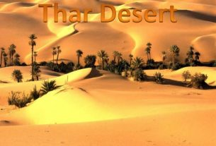 A Mosaic of Nature ……The Topography of Thar-0
