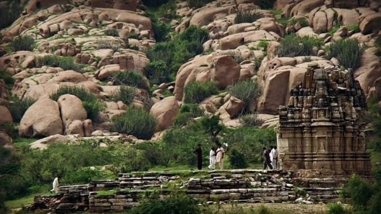 A Mosaic of Nature ……The Topography of Thar- Karoonjhar Mountain-2