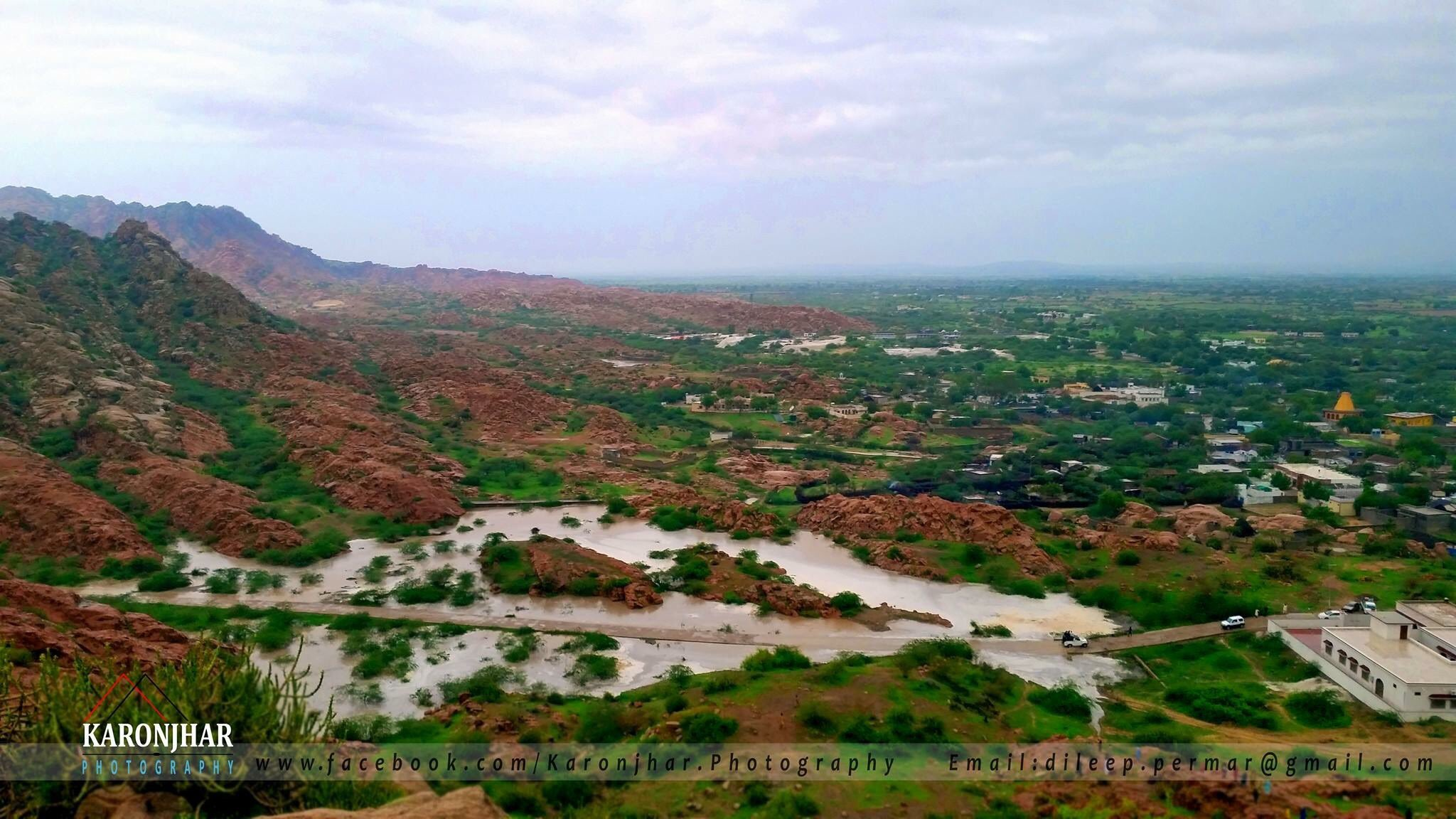 A Mosaic of Nature ……The Topography of Thar- Karoonjhar Mountain