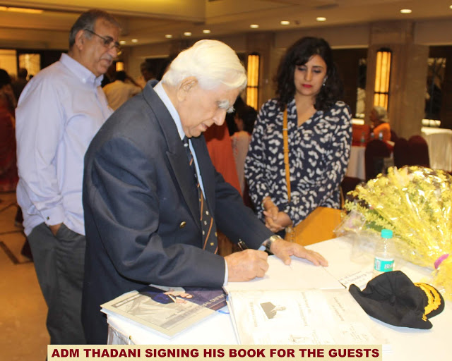 A Sindhi who pioneered Technology Transfer in Indian Navy - Admiral-GC-Thadani - Sindh Courier - Courtesy Thadani Website-3