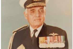 Admiral Tahliani - A Sindhi who became Indian Naval Chief - Sindh Courier