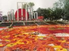 Bengali Language Issue - Tragic Happenings - language martyrs' monument