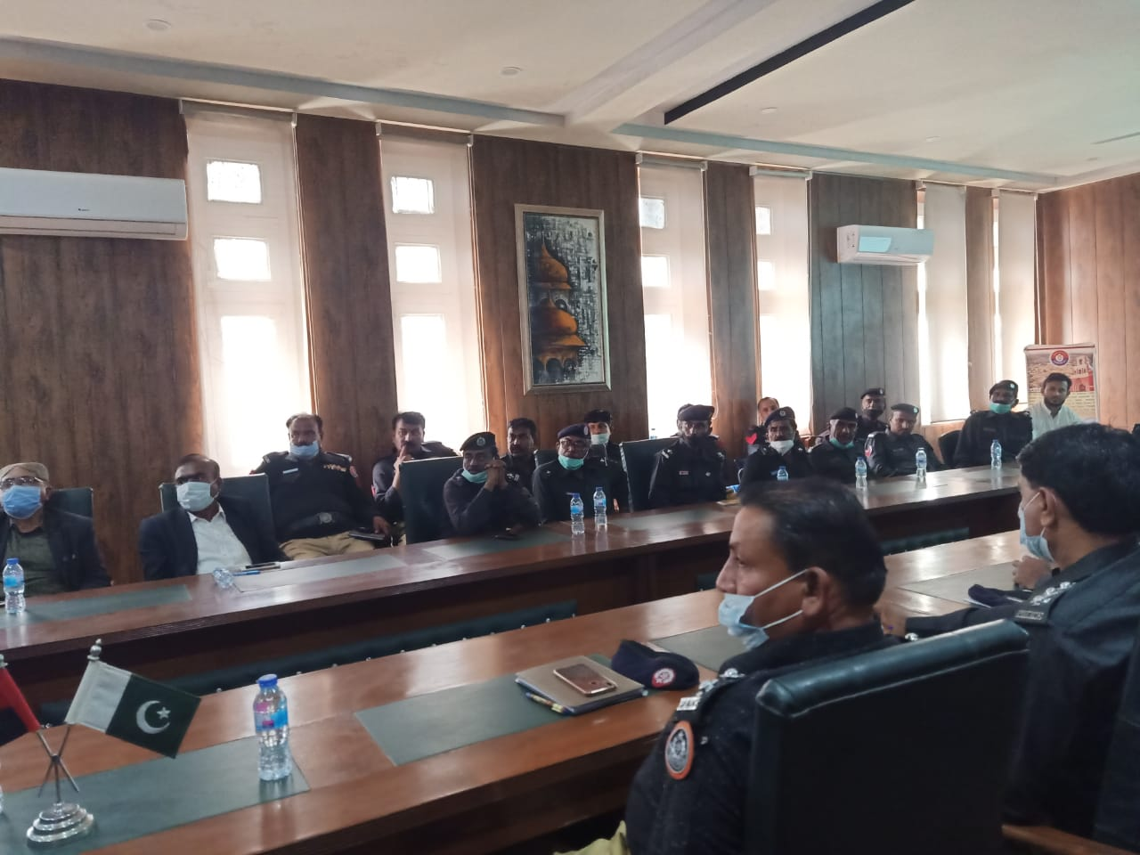 Photo of Capacity Building Workshop held for Tharparkar police