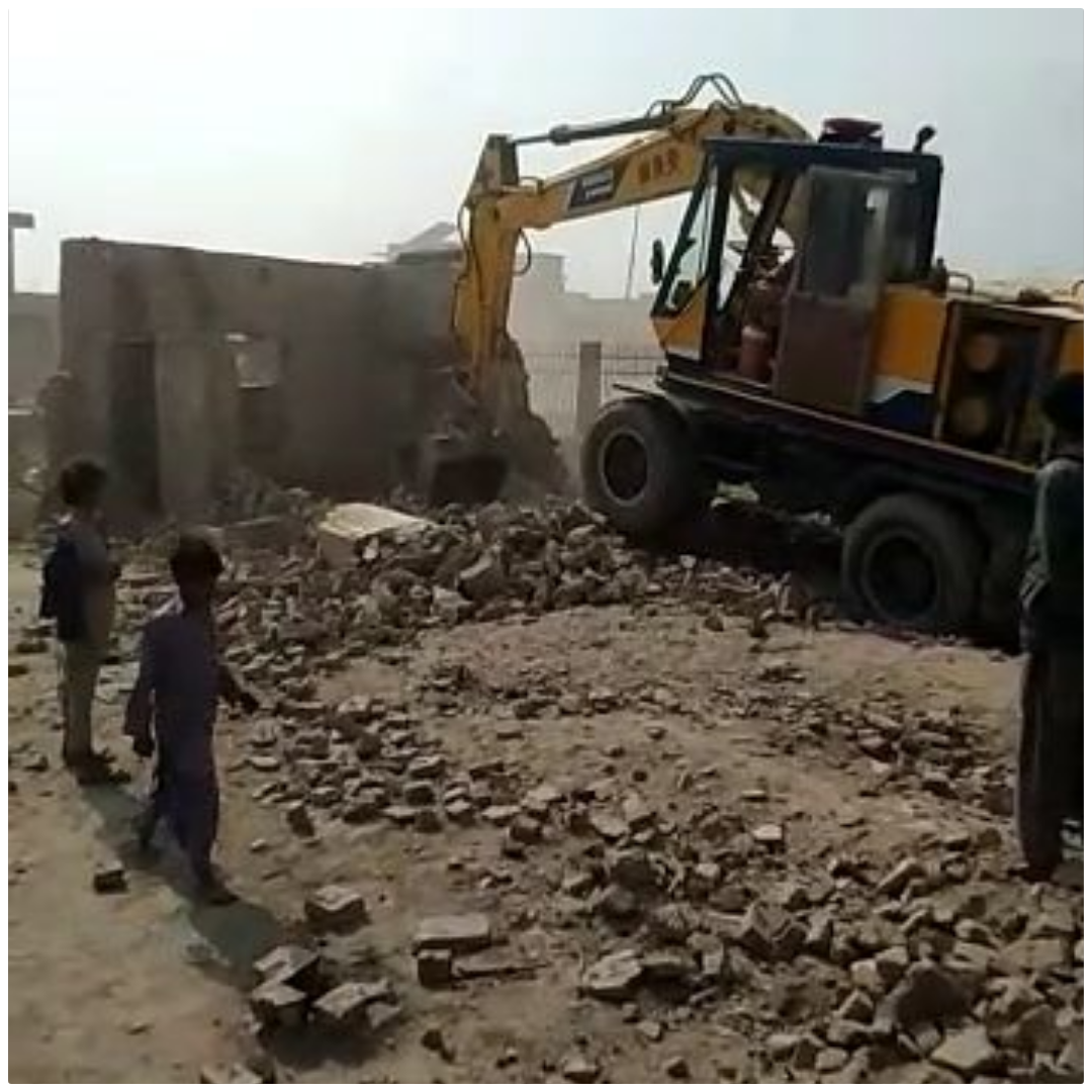 Dadu administration plans to bulldoze 750 homes - Sindh Courier-0