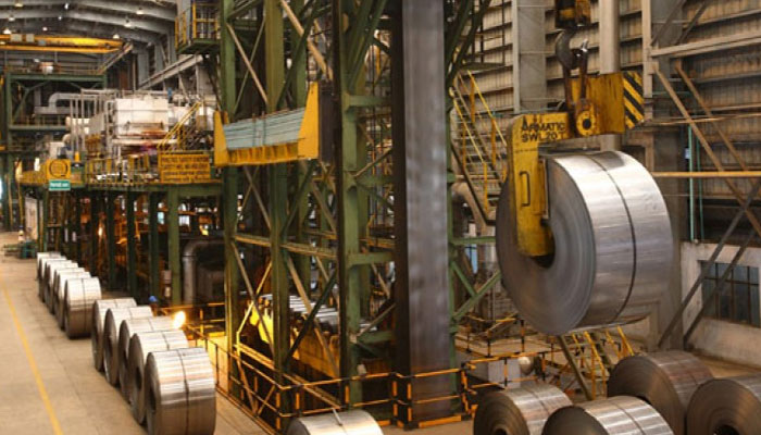 Domestic Steel Bar prices feared to increase further -steel_roll - Sindh Courier