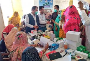 Family Health Festival held in Mithi - Sindh Courier-1