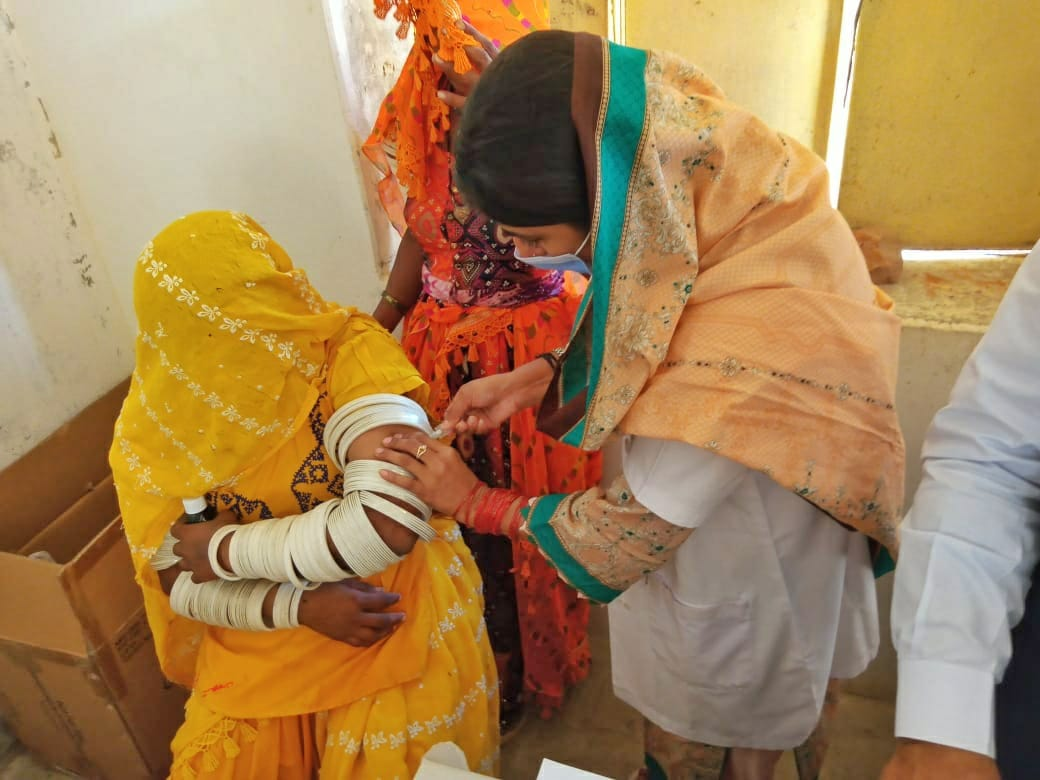 Family Health Festival held in Mithi - Sindh Courier-4