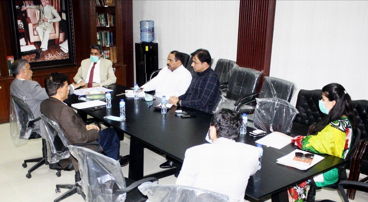 Fed govt. seeks details of Evacuee Properties in Sindh- Commissioner Hyderabad Meeting n- Sindh Courier