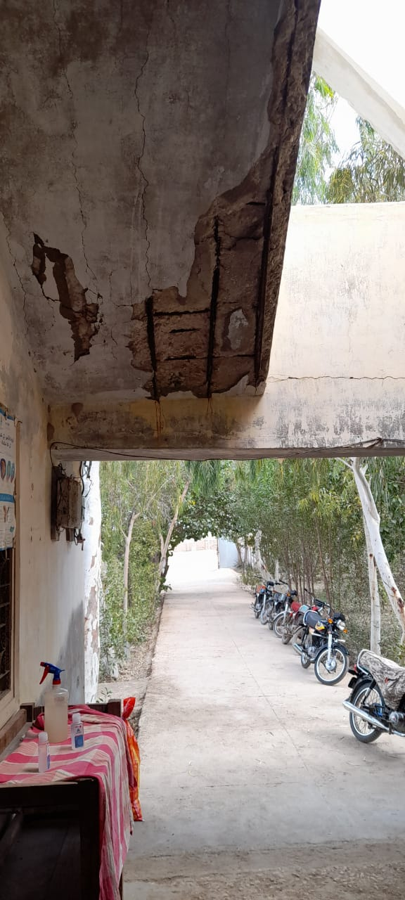 Government High School Tarr Khowaja in Total Neglect - Sindh Courier-3