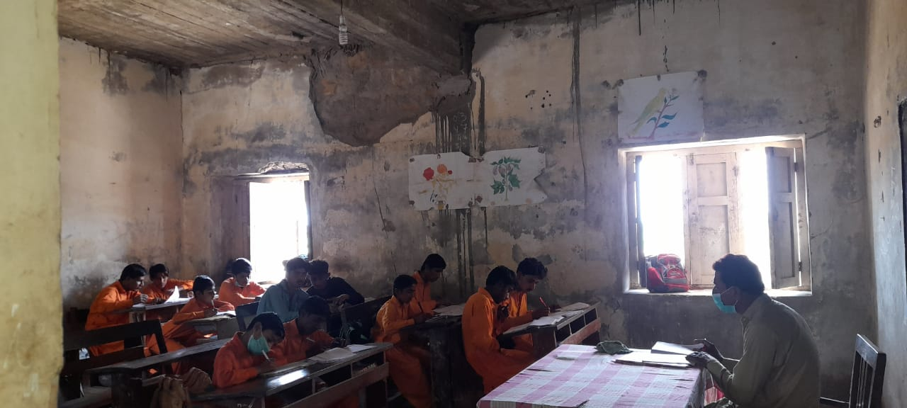 Government High School Tarr Khowaja in Total Neglect - Sindh Courier-7