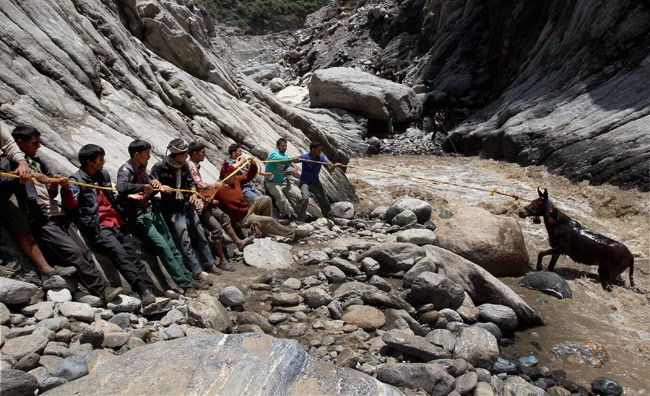 Himalayan tragedy- A story of greed nepotism and brazen violations -1