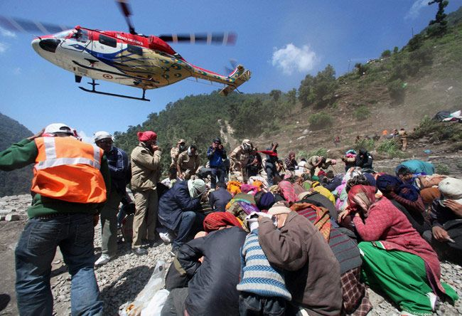 Himalayan tragedy- A story of greed nepotism and brazen violations