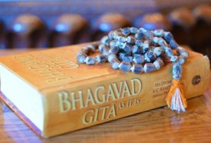 I am Time - the great destroyer-bhagavad-gita