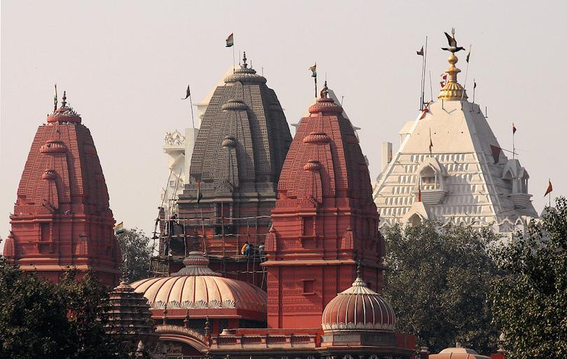 Jainism - Philosophy of Ecological Harmony and Non-Violence - Jain Temple - lal_mandir
