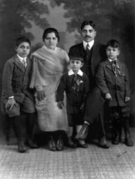 Kala Bagai - Family