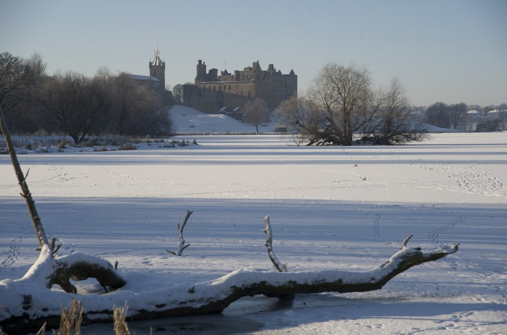 Mary Queen of Scots - Castle where she was born-1
