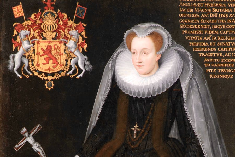 Photo of When the Mary, Queen of Scots was beheaded