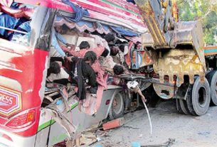 Rampant Road Accidents in Pakistan Pose Special Challenge-1