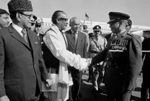 Sheikh Mujib - Six Points - Tikka's Salute and Lahore