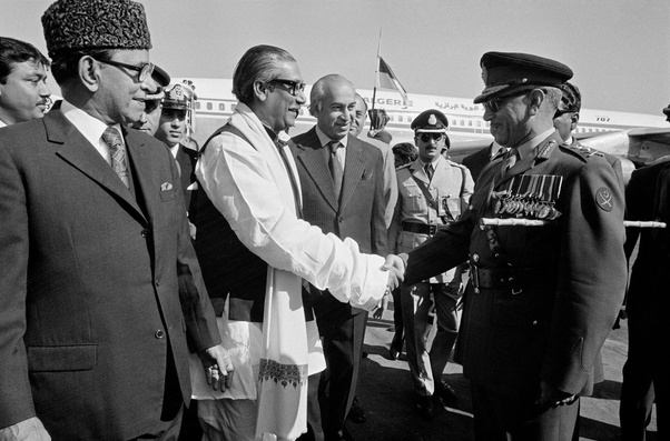 Sheikh Mujib - Six Points - Tikka's Salute and Lahore