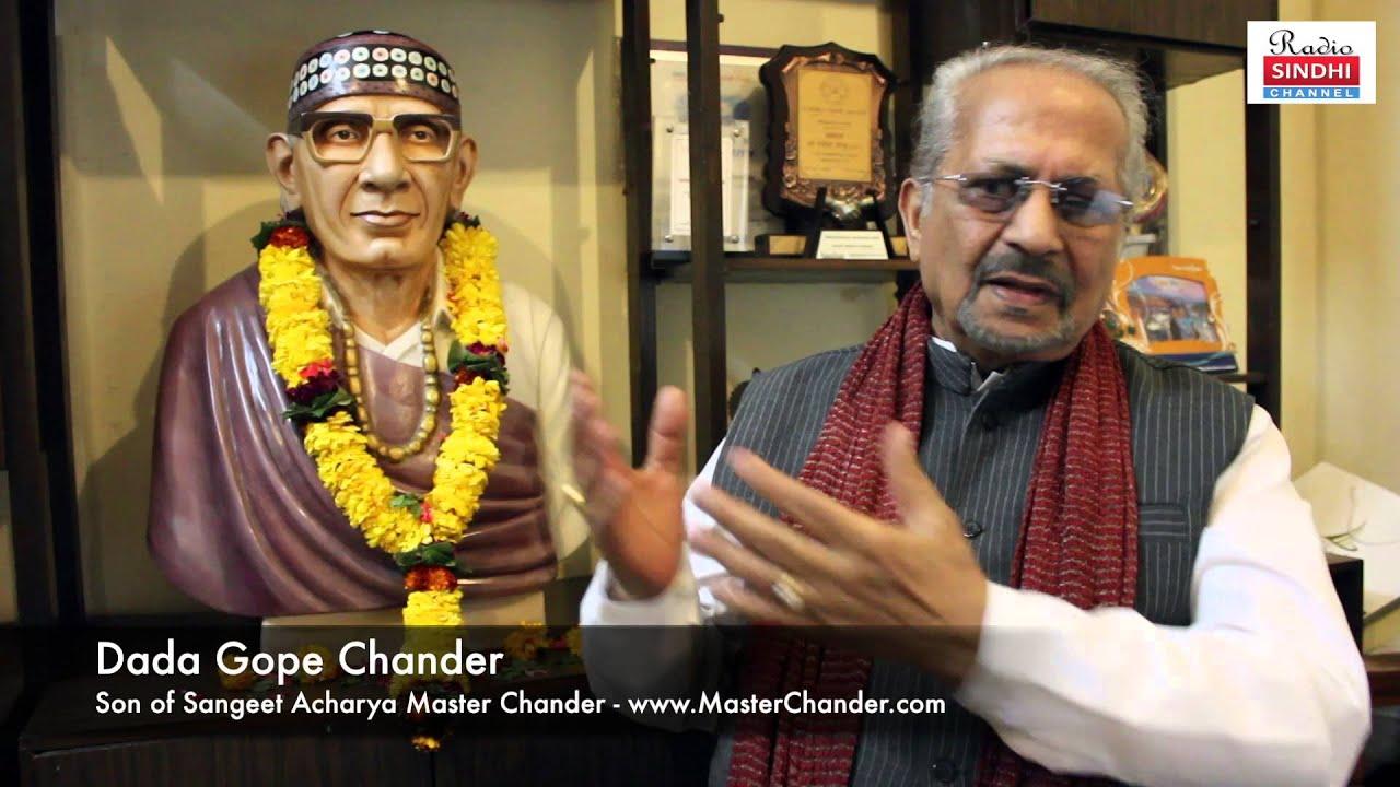 Sindhi Music Maestros - Gope Chander and Mahesh Chander -1