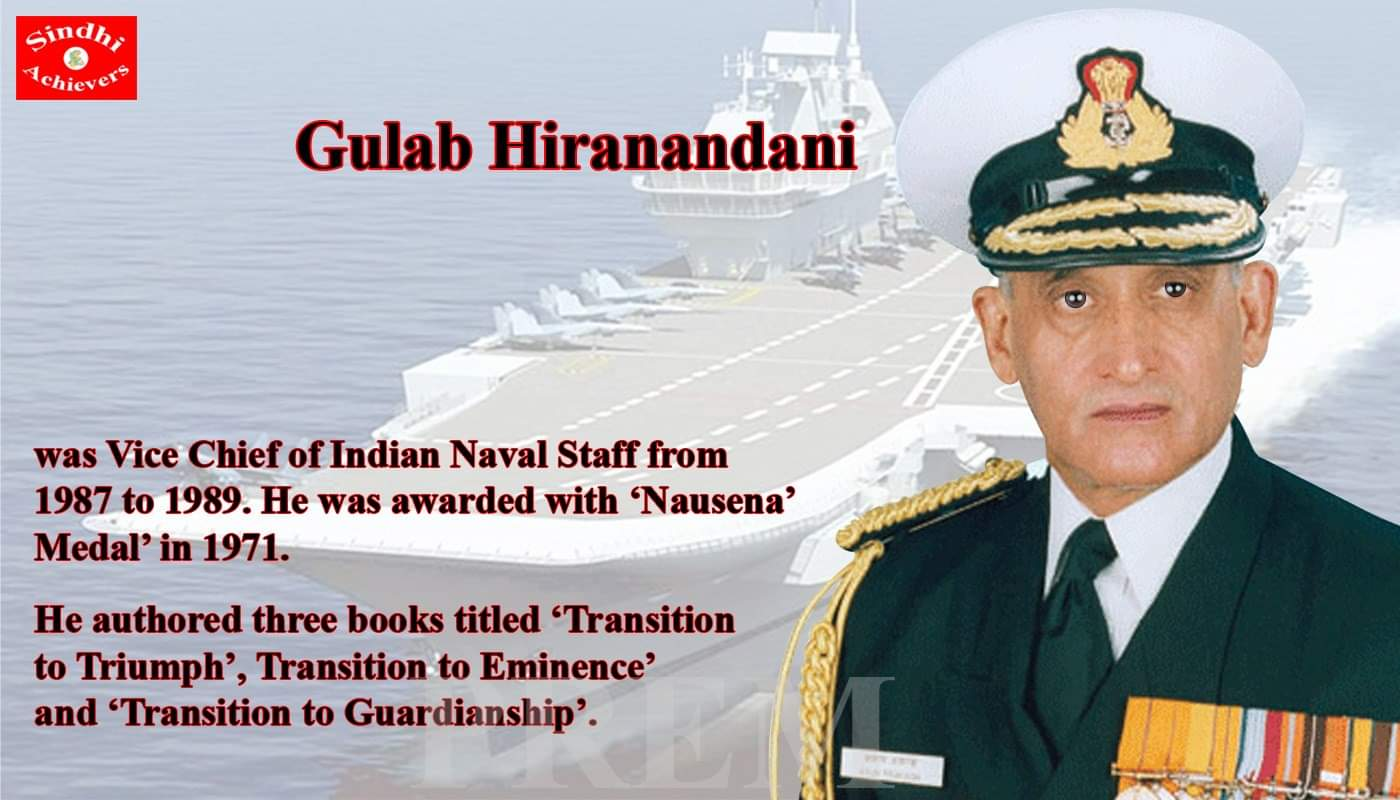 Sindhis – The Mentors of Indian Naval Force