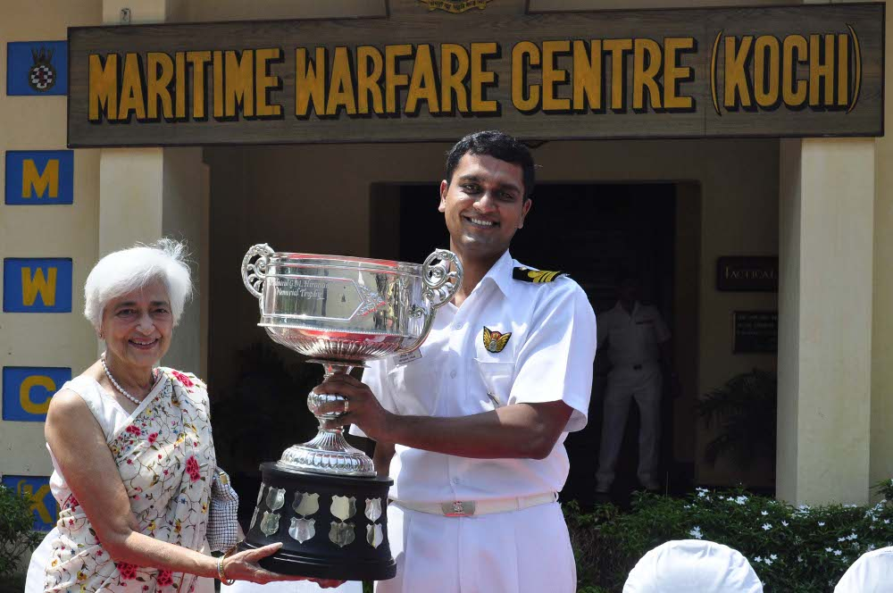 Sindhis - Mentors of Indian Naval Forcde- Hiranandani_Trophy