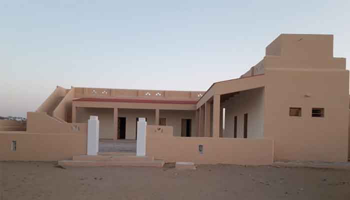 Thar Coal Block-II - Village Thahriyo Halepoto to be relocated - New Senhri Dars model Village House-2