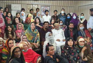 Vocational Training Center for Transgender Community established in Hyderabad - Sindh Courier-1