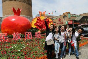Xinjiang Eradicating Absolute Poverty
