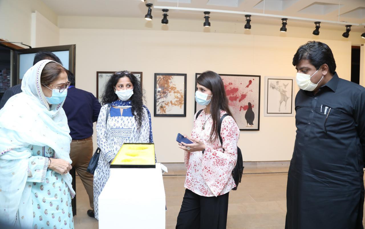 5-Day ArtFest Karachi kicks off - Sindh Courier-2