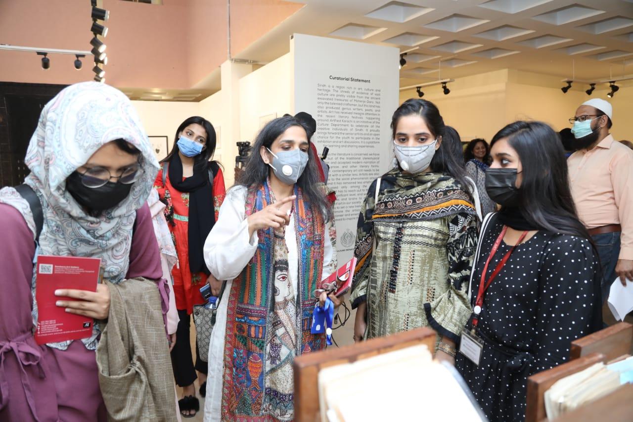 5-Day ArtFest Karachi kicks off - Sindh Courier-3