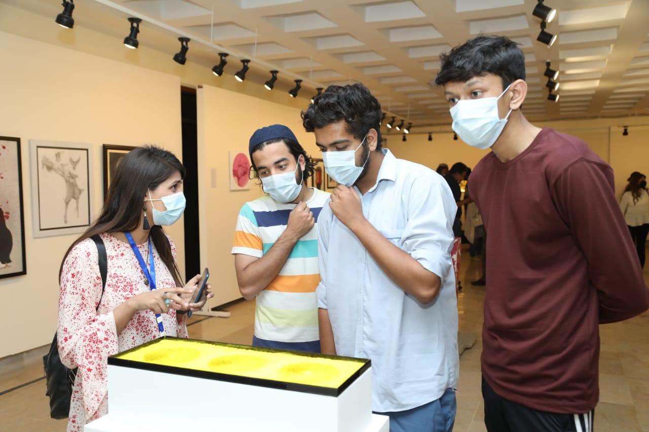 5-Day ArtFest Karachi kicks off - Sindh Courier-4