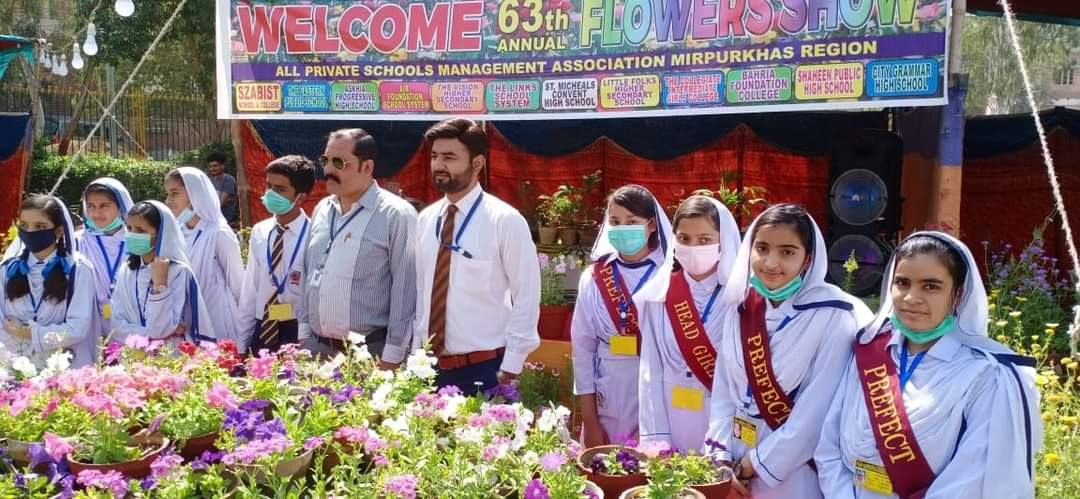 63rd Annual Flower Show held in Mirpurkhas - Sindh Courier-3