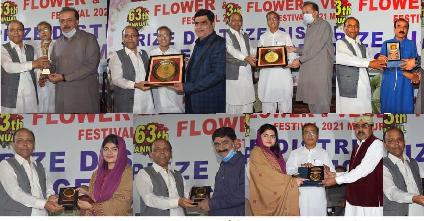 63rd Annual Flower Show held in Mirpurkhas - Sindh Courier-4