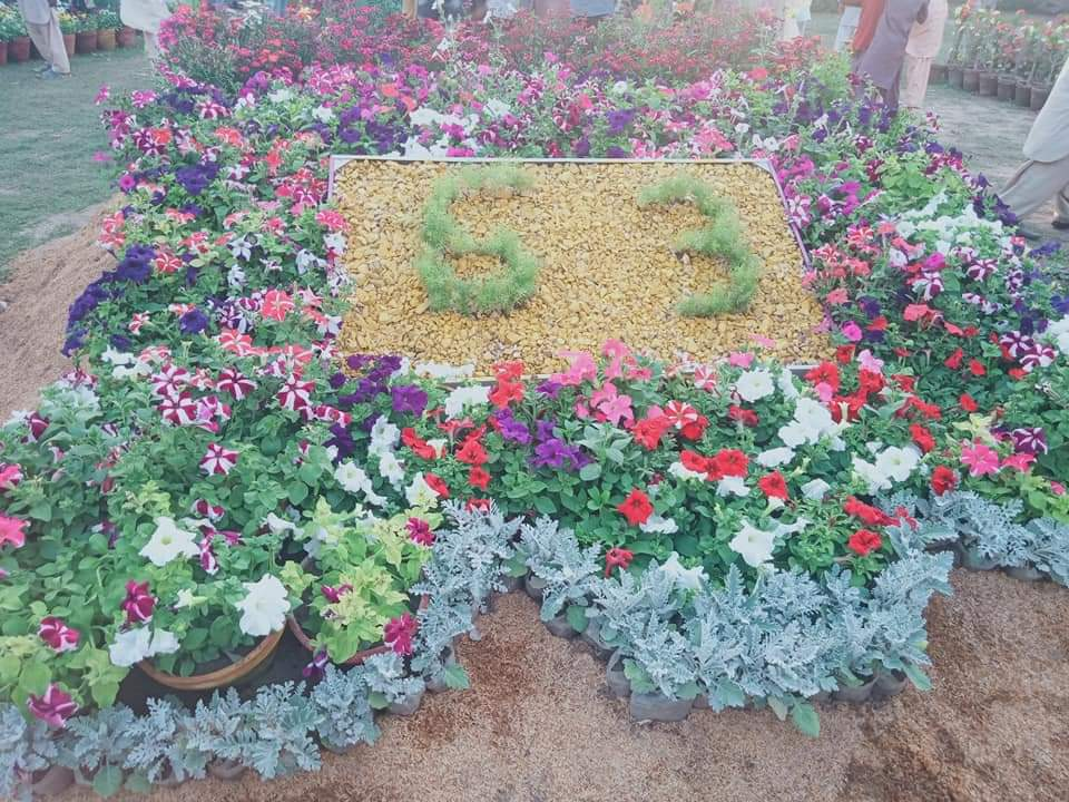 63rd Annual Flower Show held in Mirpurkhas - Sindh Courier-5