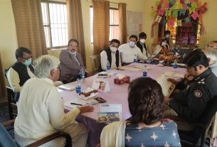 Administration and Philanthropists join hands to support Jamshoro SOS Village - Sindh Courier