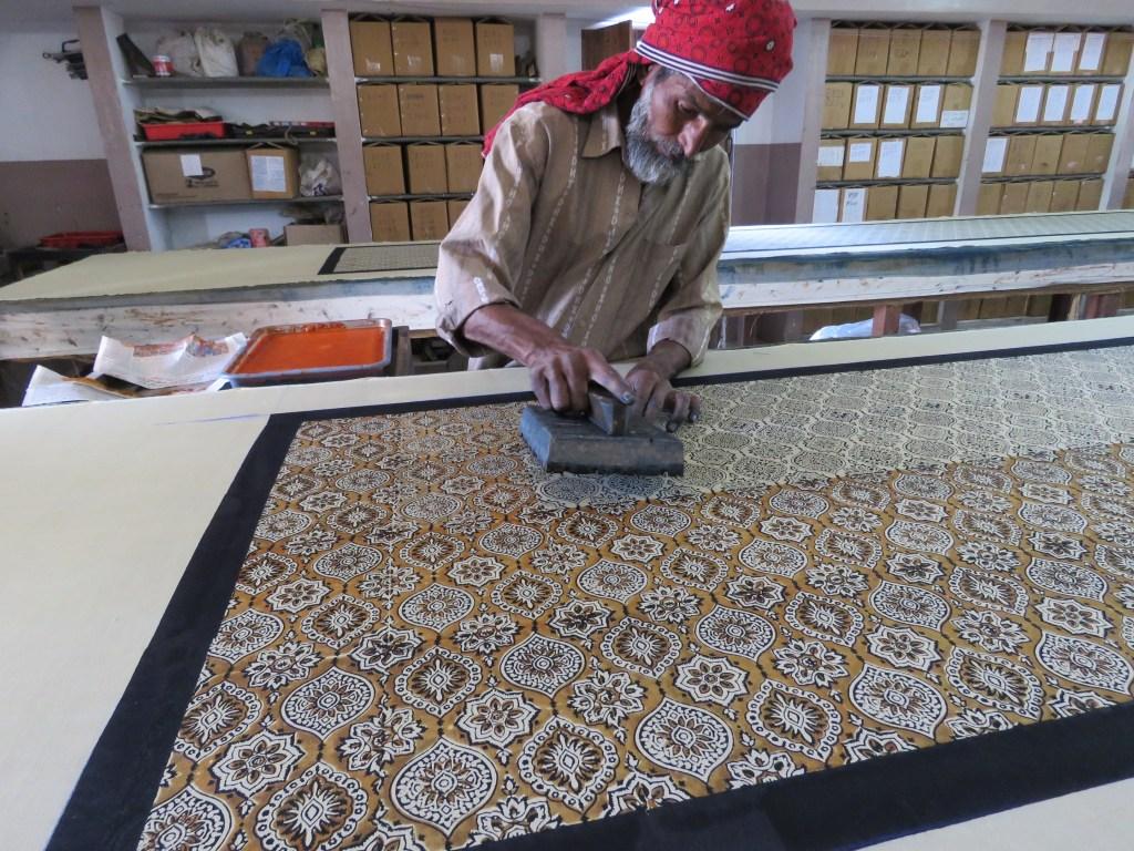 Ajrakhpur Village– Hub of Ajrak Industry in Katchch-4