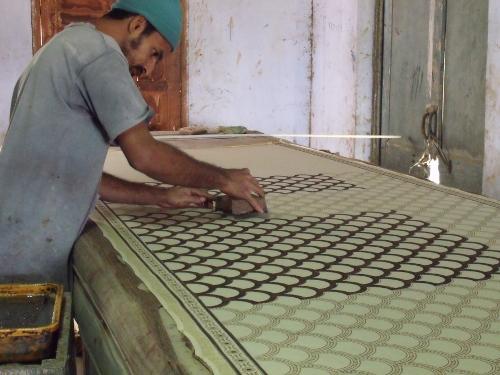 Ajrakhpur Village– Hub of Ajrak Industry in Katchch-5