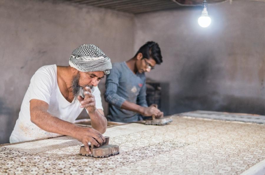 Ajrakhpur Village– Hub of Ajrak Industry in Katchch-6