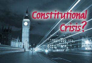 British Constitutional Tiff